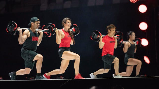 Bodypump Cooldown  All Les Mills On Demand