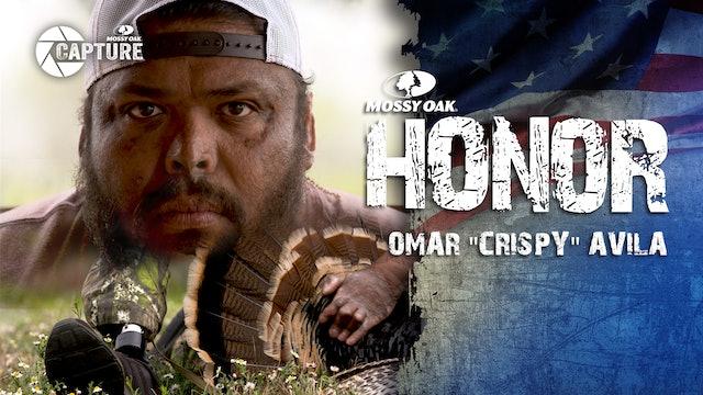 Honor • Omar Crispy Avila