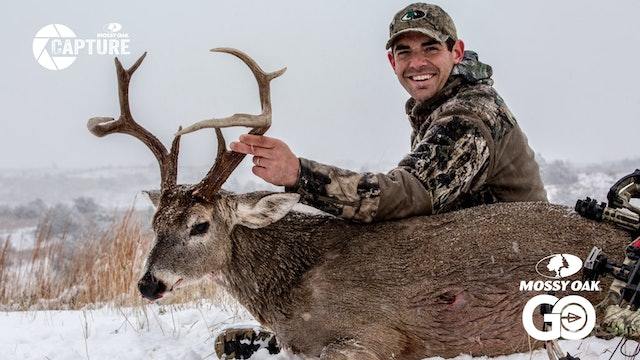 Western Oklahoma Winter Whitetails