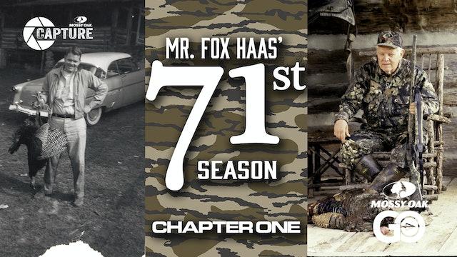 Mr. Fox Haas • 71st Season • Chapter 1 • Short Film