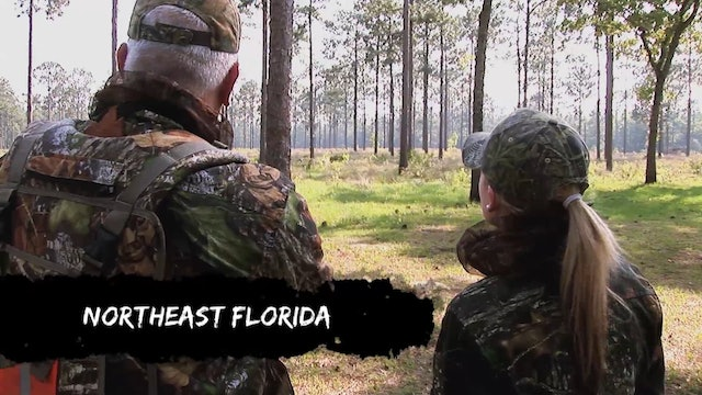Military Wife • Hunting in Florida