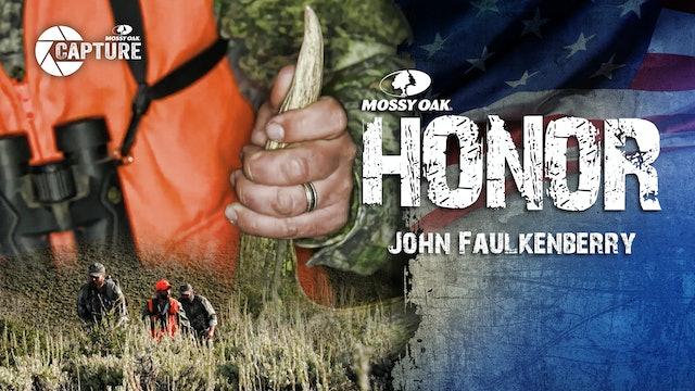 Honor • John Faulkenberry