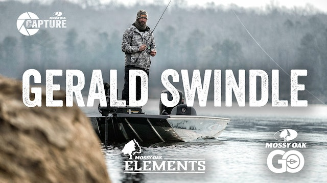 Gerald Swindle • Bass Fishing Smith Lake