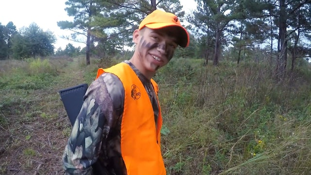 QDMA YOUTH HUNT WITH JIMMY