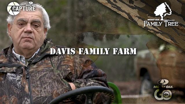 Davis Family Farm • Family Tree