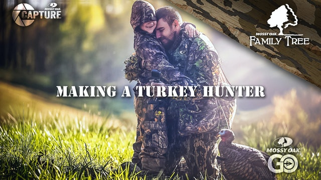 Making A Turkey Hunter • Family Tree