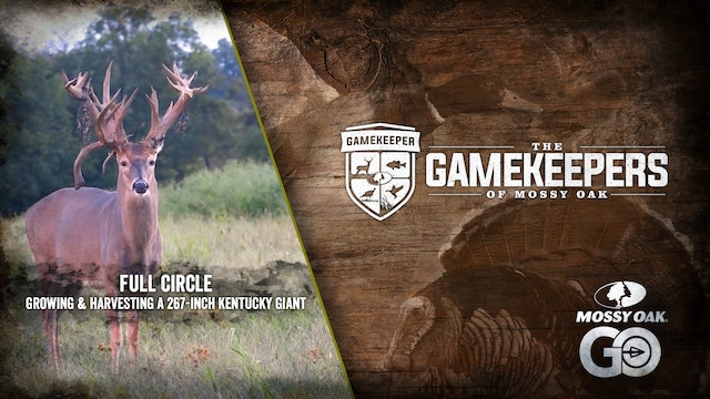 Full Circle • Growing and Harvesting a 267-Inch Kentucky Giant