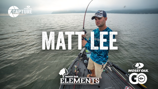 Matt Lee • Bass Fishing • Lake Guntersville