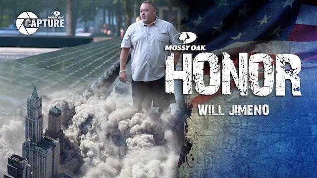 Honor • Will Jimeno • 9/11/2001