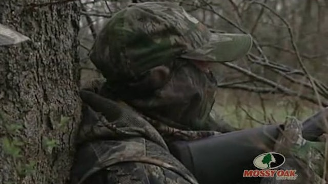 Following the Footsteps • New Turkey Hunters Get Valuable Experience