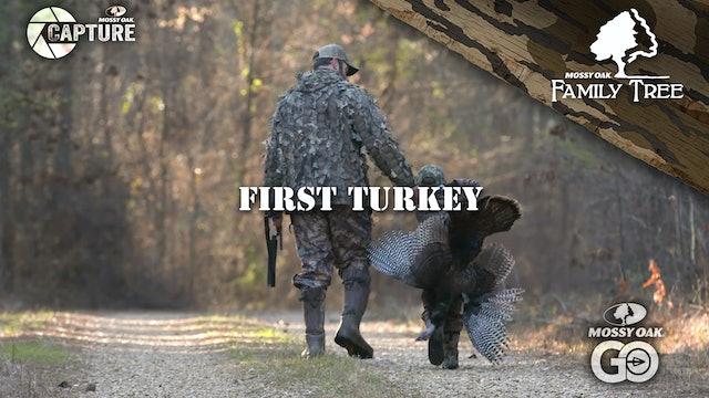 1st Turkey On the Season Opener • Lannie & Hayden Wallace