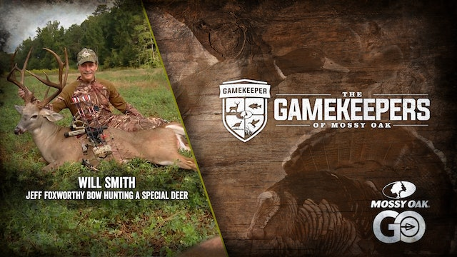 Will Smith • Jeff Foxworthy Bow Hunting a Special Deer