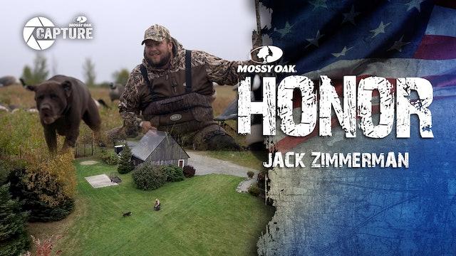 Honor • Jack Zimmerman