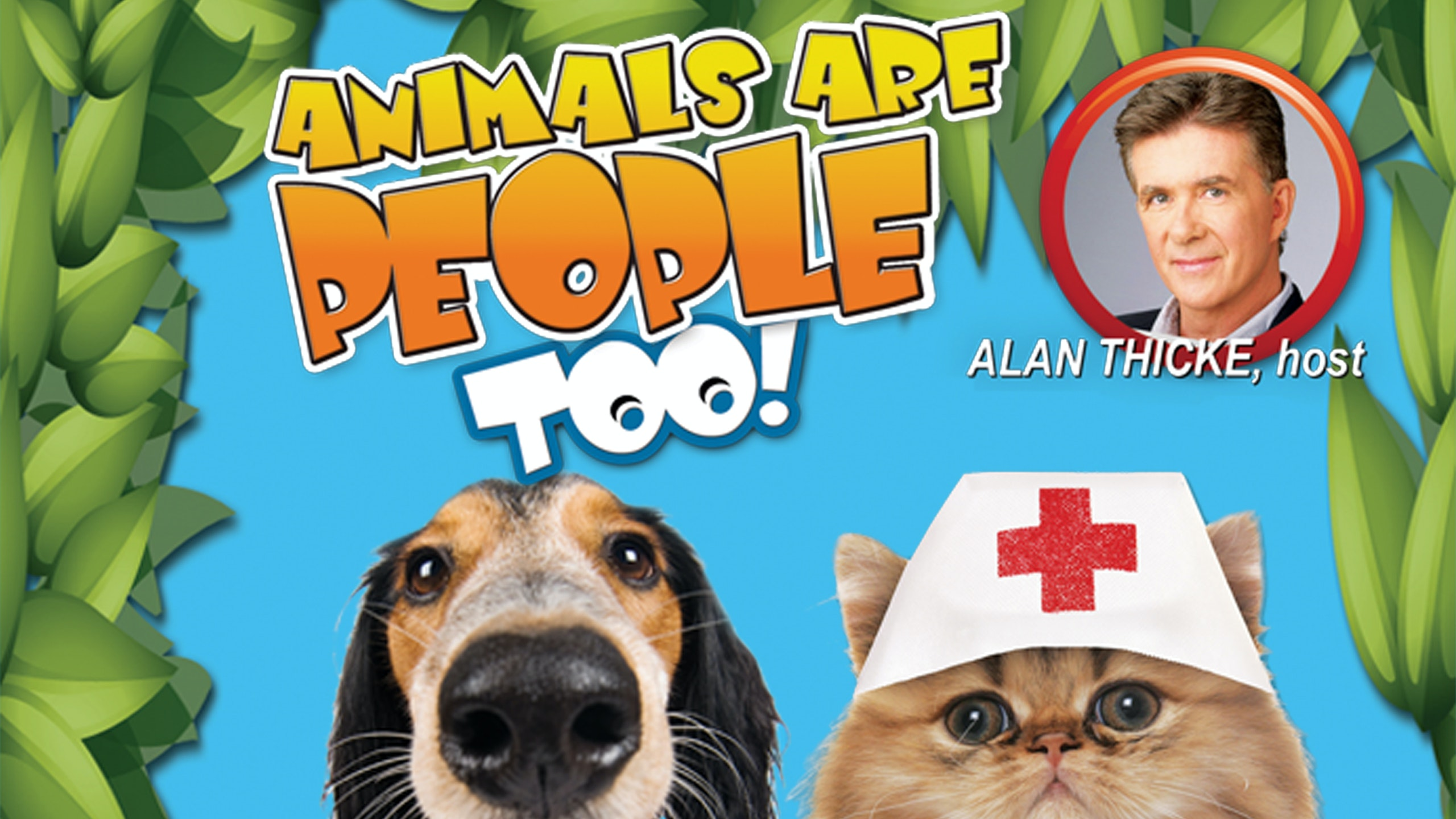 Animals are people too movie