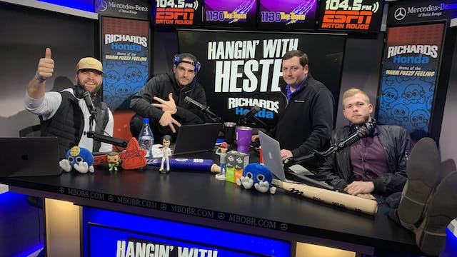 Hangin' with Hester | January 22, 2020