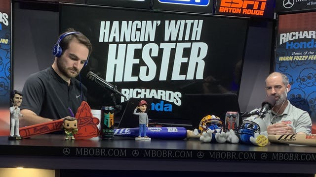 Hangin' with Hester | April 8, 2020