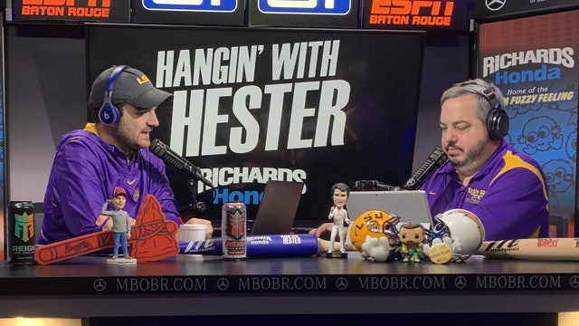 Hangin' with Hester   April 22, 2020