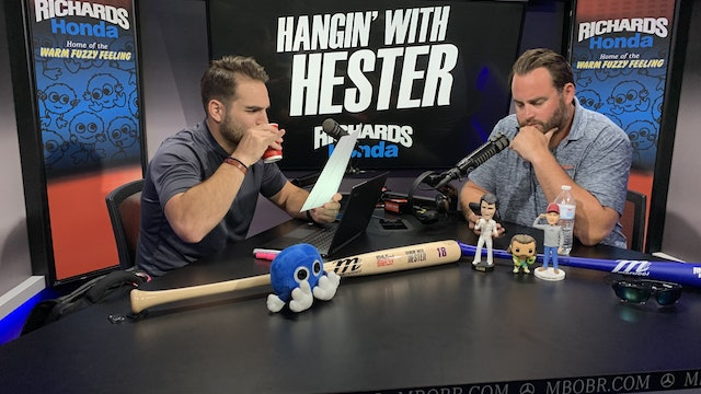 Hangin' with Hester - August 12, 2019