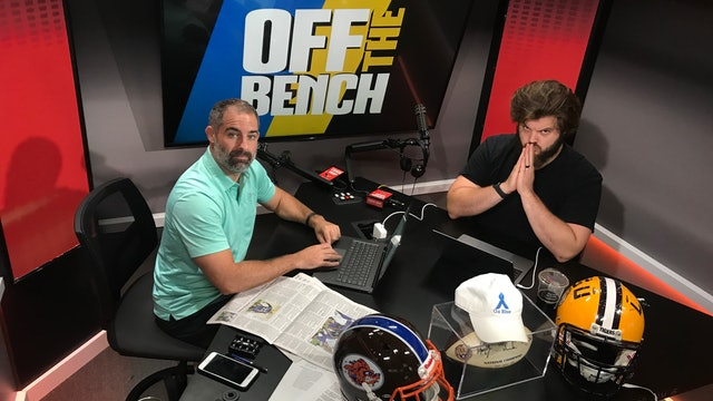 Off The Bench - August 13, 2019