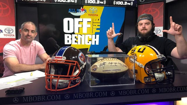 Off The Bench | May 7, 2020