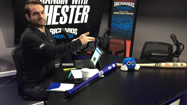 Hangin' with Hester - February 8, 2019