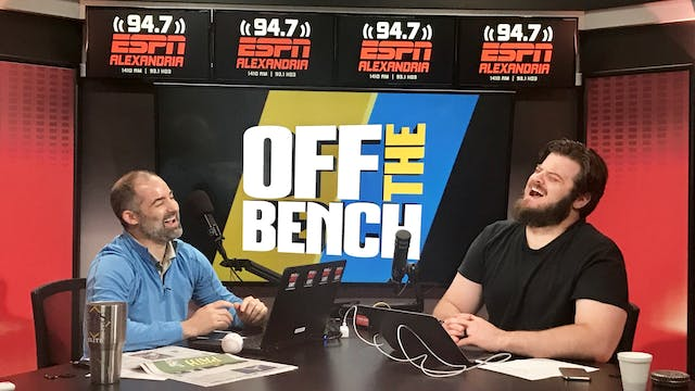 Off The Bench - April 26, 2019