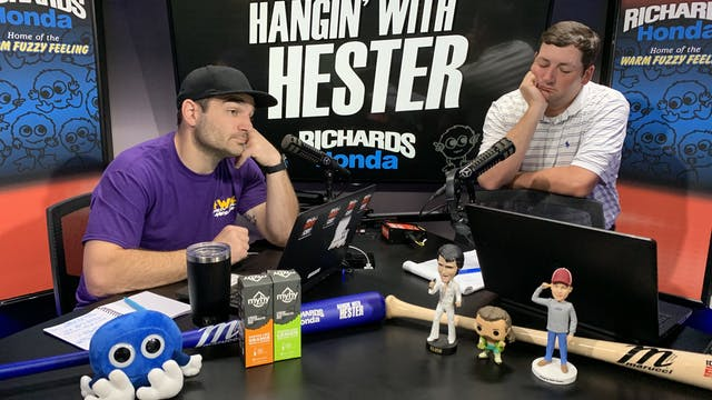 Hangin' with Hester - June 11, 2019