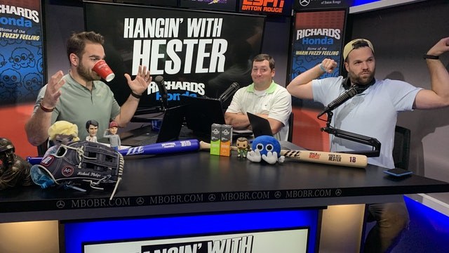 Hangin' with Hester - August 1, 2019