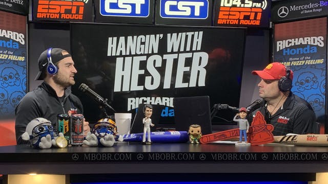 Hangin' with Hester | April 23, 2020