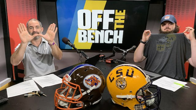 Off The Bench - September 30, 2019