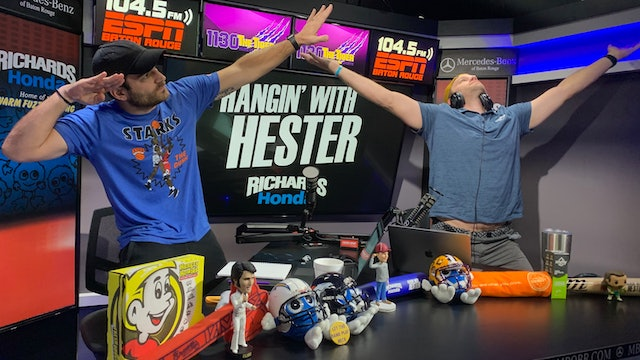 Hangin' with Hester | June 19, 2020