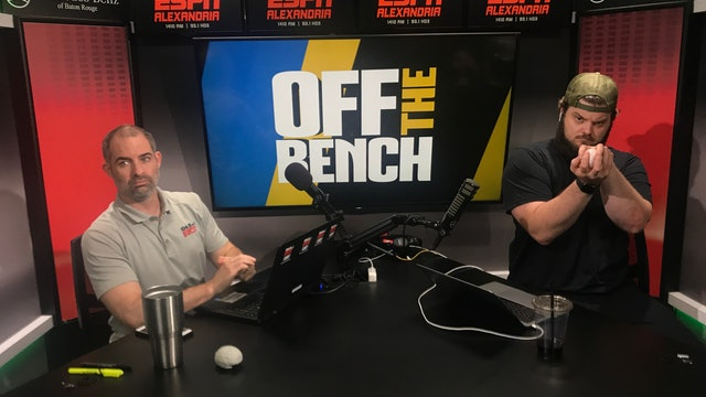 Off The Bench - April 25, 2019