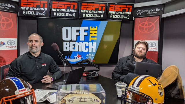 Off The Bench - February 5, 2020