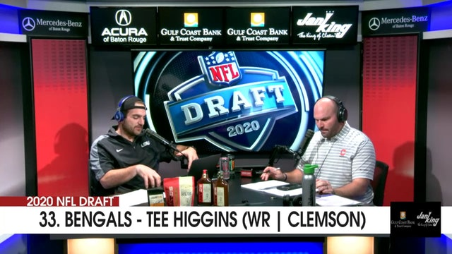 2020 NFL Draft Companion Show | Rounds 2-3