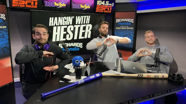 Hangin' with Hester - February 14, 2019
