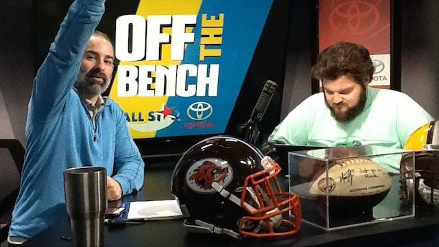 Off The Bench - February 28, 2020