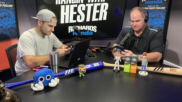 Hangin' with Hester - July 19, 2019