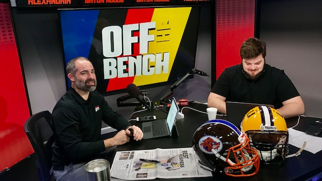 Off The Bench -  December 5, 2018
