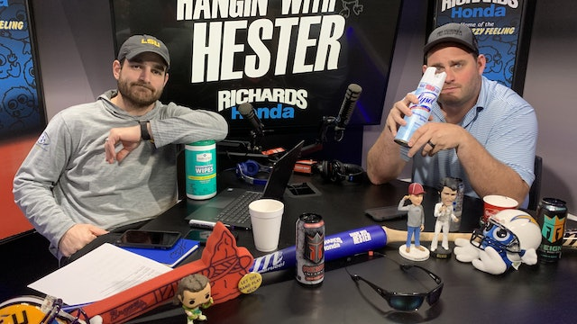 Hangin' with Hester | March 13, 2020