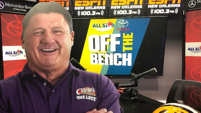 Off The Bench | May 12, 2020