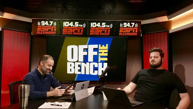 Off The Bench - February 14, 2019