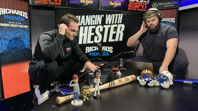 Hangin' with Hester | March 23, 2020