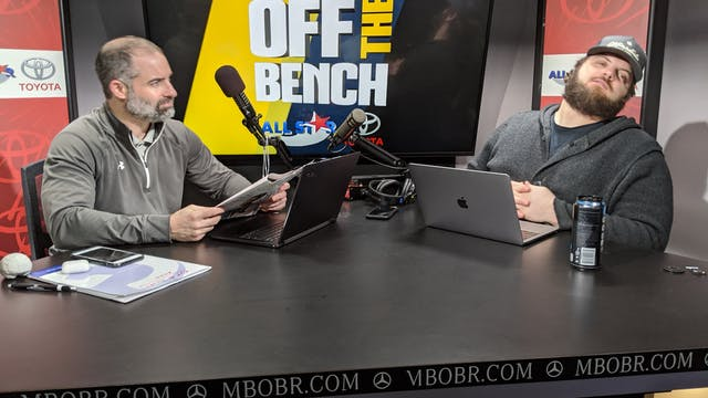 Off The Bench - February 26, 2020
