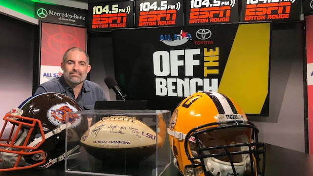 Off The Bench | May 15, 2020