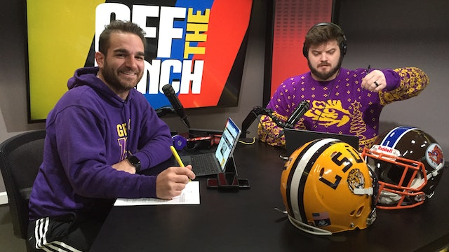 Off The Bench - November 23, 2018