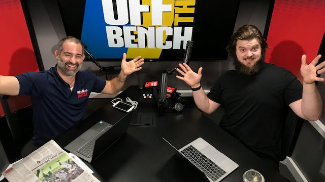 Off The Bench - October 3, 2019