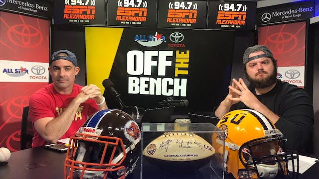 Off The Bench | May 5, 2020