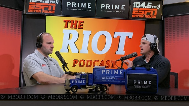 The Riot Podcast - February 26, 2019