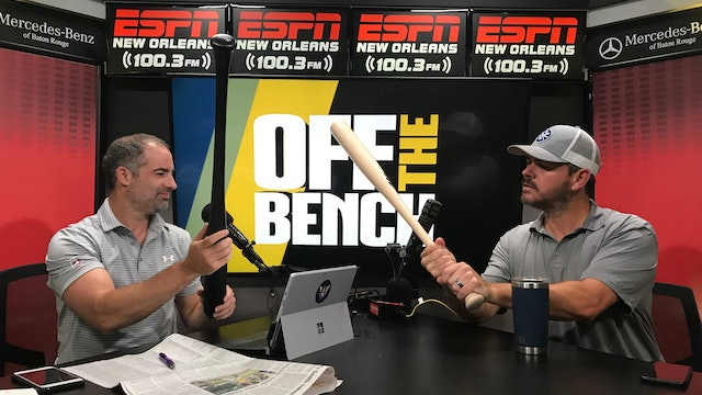 Off The Bench - June 4, 2019