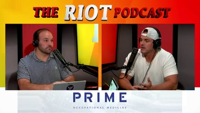 The Riot Podcast - October 30, 2018